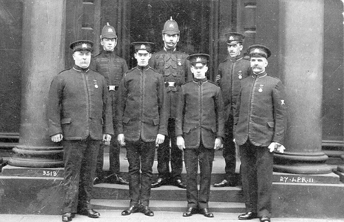 Scottish Police 1911